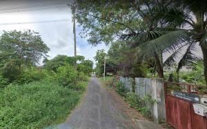For SaleLandBang Sue, Wong Sawang : Land for sale on Bangkok-Nonthaburi Road, 70,500 baht per square wah, suitable for condo.