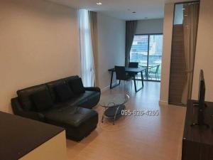 For SaleCondoSathorn, Narathiwat : Sale The Room Charoenkrung 30, 1 bedroom, 2 balconies, Chao Phraya River view, BTS Taksin