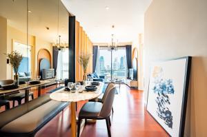 For RentCondoSukhumvit, Asoke, Thonglor : KHUN by YOO 1BR Fore rent