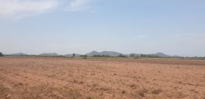 For SaleLandKanchanaburi : Land for sale, mountain view, Tha Muang District, Kanchanaburi