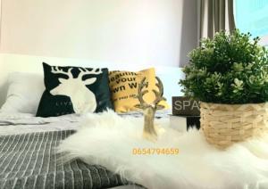 For SaleCondoBangna, Lasalle, Bearing : Cheap sale !! Condo Lumpini Ville Sukhumvit 109 - Bearing (Lumpini Ville Sukhumvit 109 - Bearing), beautiful room, 23 square meters, new furniture, only 1.19 million.