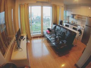 For RentCondoRama9, RCA, Petchaburi : For Rent The Parkland Grand Asoke-Phetchaburi (35 sqm.)