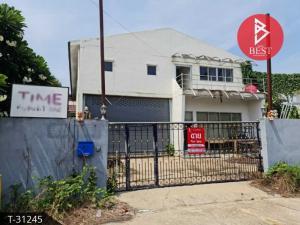 For SaleWarehouseChengwatana, Muangthong : Warehouse with office for sale, 166.4 sq.w., Pak Kret, Nonthaburi