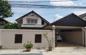 For RentHouseLadprao 48, Chokchai 4, Ladprao 71 : NA-H4153 2 storey detached house for rent, Lert Ubon, Nak Niwat 48, near The Crystal Park.