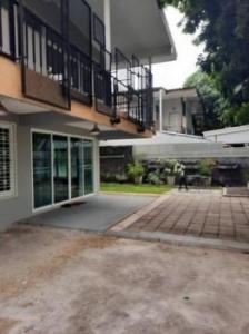 For RentHouseLadprao 48, Chokchai 4, Ladprao 71 : NA-H4155 2-storey detached house for rent, Ruamchok village, Chokchai 4 district.