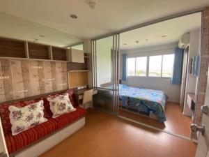 For SaleCondoBangna, Lasalle, Bearing : Condo for sale, Lumpini Mega City Bangna, 23 sqm., 1 bedroom, 8th floor, ready to sell immediately, Phatra 093-5462979