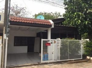 For RentHouseLadprao 48, Chokchai 4, Ladprao 71 : NA-H4171 A single storey house for rent in Ladprao area, size 50 sq.w., near Central East Ville.