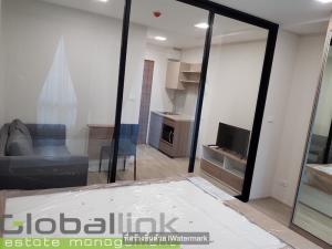 For RentCondoVipawadee, Don Mueang, Lak Si : New room for rent Plum Condo Saphan Mai 1 bedroom 8,000 baht