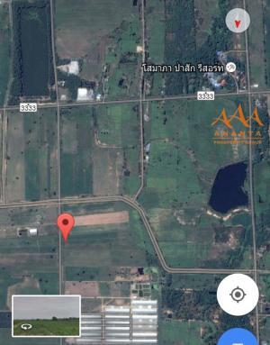 For SaleLandLop Buri : Land for sale in Lopburi.