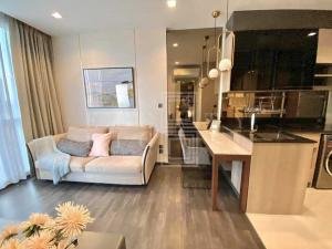 For RentCondoRama9, RCA, Petchaburi : For Rent The Line Asoke-Ratchada (35 sqm.)