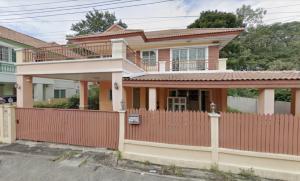 For SaleHouseRamkhamhaeng Nida, Seri Thai : 2 storey detached house for sale, Narisa Serithai 29, Bueng Kum.
