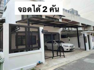 For RentHome OfficeLadprao, Central Ladprao : NA-H5016 Home office for rent, corner in Soi Ladprao 26, only 500 meters away from MRT Lat Phrao, special price !!!