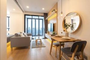 For RentCondoSiam Paragon ,Chulalongkorn,Samyan : Ashton Chula Silom Rent!! 20,000 Baht , 1 bed 1 bath ,Size 35 sqm High floor and Ready to move