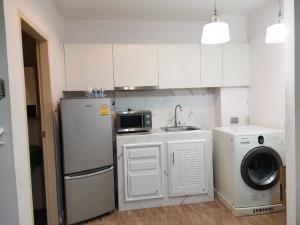 For RentCondoLadprao, Central Ladprao : [A399] 1 Bed ถูกสุดในตึก **ราคาพิเศษ 10,000 บาท 🔥🔥🔥 ให้เช่าคอนโด ซิม วิภา-ลาดพร้าว SYM VIBHA-LADPRAO ขนาด 36 ตร.ม. ชั้น 23 ติด 5 แยก ลาดพร้าว เดินเพียง 5 นาที รถไฟฟ้า BTS หมอชิต และ MRT จตุจักร