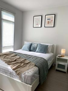 For RentCondoRatchadapisek, Huaikwang, Suttisan : *** Owner post *** Condo 𝐀𝐬𝐩𝐢𝐫𝐞 𝐀𝐬𝗼𝐤𝐞 𝐑𝐚𝐭𝐜𝐡𝐚𝐝𝐚 New room, 1 hand, ready to move in.