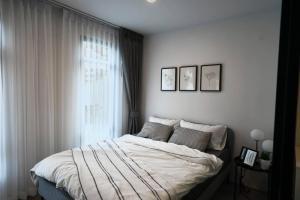 เช่าคอนโดรัชดา ห้วยขวาง : Aspire Asoke-Ratchada  ห้องใหม่แต่งสวย พร้อมเข้าอยู่