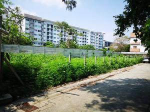 For SaleLandOnnut, Udomsuk : Land for sale, Soi On Nut 35 (Soi Wat Pak Bo) 211 square wa, width 52 m. X 25 m. AN131
