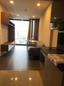 For RentCondoSukhumvit, Asoke, Thonglor : Urgently! The new room has never been occupied, the price is great! 1 year contract with purchase of washing machine and TV for