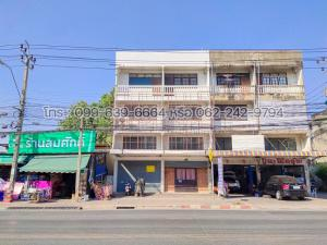 For RentShophouseNawamin, Ramindra : Commercial Building for RENT or SALE, 3-Storey, 2 Building on Sai Mai Road