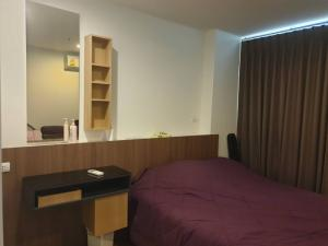 For RentCondoRamkhamhaeng, Hua Mak : Condo for rent: U delight @ huamak, premium furniture, good bed