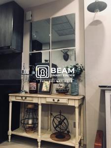 For RentCondoSiam Paragon ,Chulalongkorn,Samyan : AT007_W  ** ASHTON CHULA - SILOM **💖 1 bedroom set in luxury style