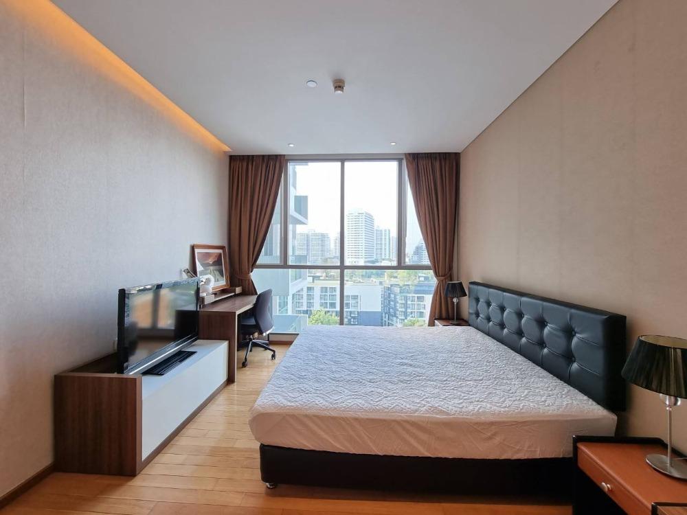 เช่าคอนโดสุขุมวิท อโศก ทองหล่อ : Aequa Sukhumvit 49 { For Rent } 2 Bedroom 2 Bathroom 92 Sq.m @@75,000 {Question / Appoint}