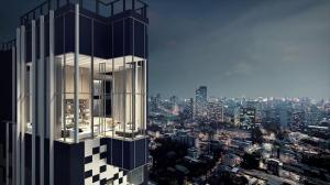 For SaleCondoLadprao, Central Ladprao : Best View!! 40+ High Floor Condo for Sale Near MRT Ladprao - Life@Ladprao 18 @5.7MB