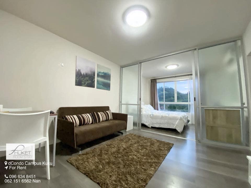 For RentCondoPhuket, Patong : Phuket Condo for Rent: dCondo Campus Resort Kuku