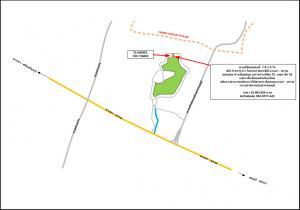 For SaleLandLadkrabang, Suwannaphum Airport : Vacant land Suvarnabhumi Airport, Bangna-Trad, Thana City Golf Course