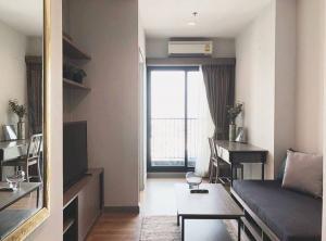 เช่าคอนโดลาดพร้าว เซ็นทรัลลาดพร้าว : ให้เช่า/For Rent Condo Chapter One Midtown Ladprao 24 (แชปเตอร์วัน มิดทาวน์ ลาดพร้าว 24) 1นอน 29.83 ตร.ม ห้องใหม่ เฟอร์ครบ วิวสี่แยกลาดพร้าว พร้อมอยู่