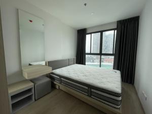 เช่าคอนโดบางนา แบริ่ง : Condo for rent : IDEO 02 Bangna 10,000  15 Floor 1bedroom 33 Sqm. B building