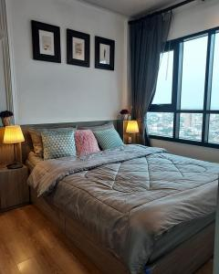 For RentCondoLadprao, Central Ladprao : Condo for sale / rent: Chapter One Midtown Ladprao, next to MRT Ladprao