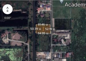 ขายที่ดินรังสิต ธรรมศาสตร์ ปทุม : ที่ดิน สวยมากๆ ติดถนน หน้ากว้าง 50 เมตร ลึก 85 เมตร จากถนนใหญ่ ธัญญะ เข้าไปเพียง 1 กม เนื้อที่ 2 ไร่ 2 งาน 37 ตารางวา