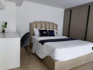 For RentCondoRama9, RCA, Petchaburi : For rent, Ideo New Rama 9, Duplicate Room