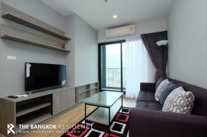 For RentCondoLadprao, Central Ladprao : Corner Room!! 20+ High Floor Condo for Rent Near MRT Ladprao - Chapter One Midtown Ladprao 24 @23,000 Baht/Month