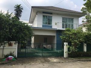 For RentHouseRamkhamhaeng,Min Buri, Romklao : house for rent, Perfect Park Phase 2, AOL-F81-2105003891