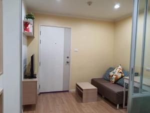 เช่าคอนโดบางนา แบริ่ง : ให้เช่าคอนโด ลุมพินี วิลล์ สุขุมวิท109 ( Lumpini Ville Sukhumvit109) ห้องขนาด 23 ตร.ม  1ห้องนอน 1ห้องน้ำ ชั้น 4 พร้อมเฟอร์นิเจอร์ เครื่องใช้ไฟฟ้า ราคาพิเศษสุดๆ!!!