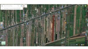 For SaleLandRangsit, Patumtani : Land for sale Rangsit Klong 8, price 3 million