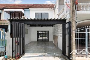 For SaleTownhouseRama5, Ratchapruek, Bangkruai : 2-storey townhome Success Ville 1 Bang Kruai, renovated, ready to move in