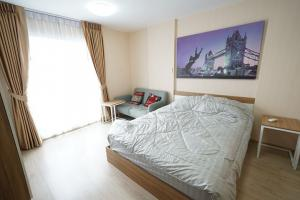 For SaleCondoOnnut, Udomsuk : ++ Studio room for sale Bigger than other rooms, great value ++