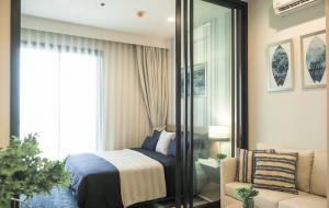 For SaleCondoSapankwai,Jatujak : 🎯M Chatuchak 💥 1 bed 28 sqm. Price 3.39 minus Last Unit‼ ️‼ ️💥 Free Furniture 💥 Free electrical appliances 💥 Free of charge For more information, call 080-5648542.