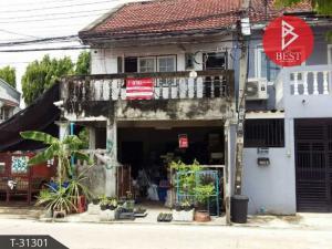 For SaleTownhouseVipawadee, Don Mueang, Lak Si : Townhouse for sale, Bundit Home, Air Force - Don Mueang Airport, Bang Khen, Bangkok.
