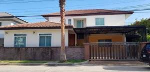 For SaleHouseRamkhamhaeng Nida, Seri Thai : Sell Casa Ville Ramkhamhaeng-Wongwan Tel: 094-3546541 Line: @luckhome Code: LH00325