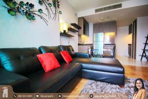 For RentCondoSukhumvit, Asoke, Thonglor : JY-R00066-For Rent Belle Grand Rama 9 1 bedroom 1 bathroom 48 sq.m. on 15th floor. Nice view.