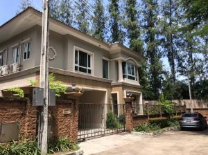 For SaleHousePattaya, Bangsaen, Chonburi : House for sale: Casa Legend Sriracha Village - Suan Sua (0646654666)