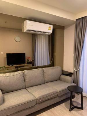 For RentCondoRatchadapisek, Huaikwang, Suttisan : Maestro 03 pet friendly condo Nice decoration