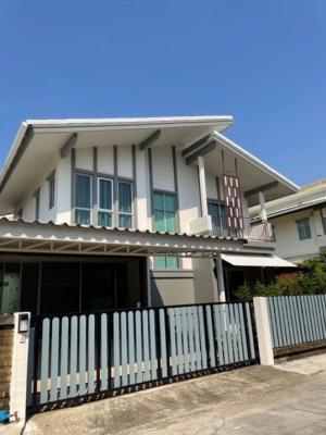 For RentHome OfficeBangna, Lasalle, Bearing : House for rent, Pruksa Bangna Km.5, home office.