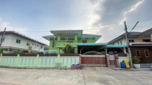 ขายบ้านเอกชัย บางบอน : บ้านเดี่ยว 100 ตรว.ม.ชนิกา เอกชัย125 บางบอน4