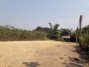 ขายที่ดินเชียงใหม่ : ขายที่ดินเปล่า ทำร้านอาหาร กาแฟ ติดน้ำแม่กวง สันกลาง สันกำแพง บ้านมอญ เชียงใหม่
