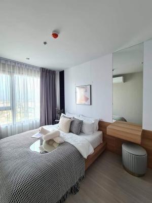 For RentCondoLadprao, Central Ladprao : 🎉 ให้เช่าคอนโด Life Ladprao ชั้นสูง ห้องขนาด 35.78 ตรม. 1 ห้องนอน ราคาต่อรองได้ พร้อมเข้าอยู่ได้เลย